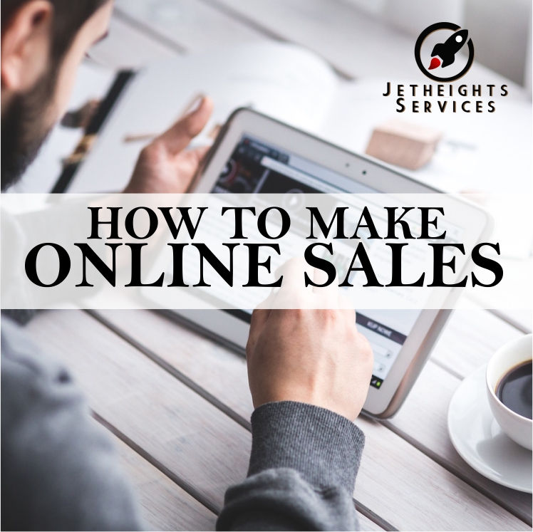 Making Sales Online