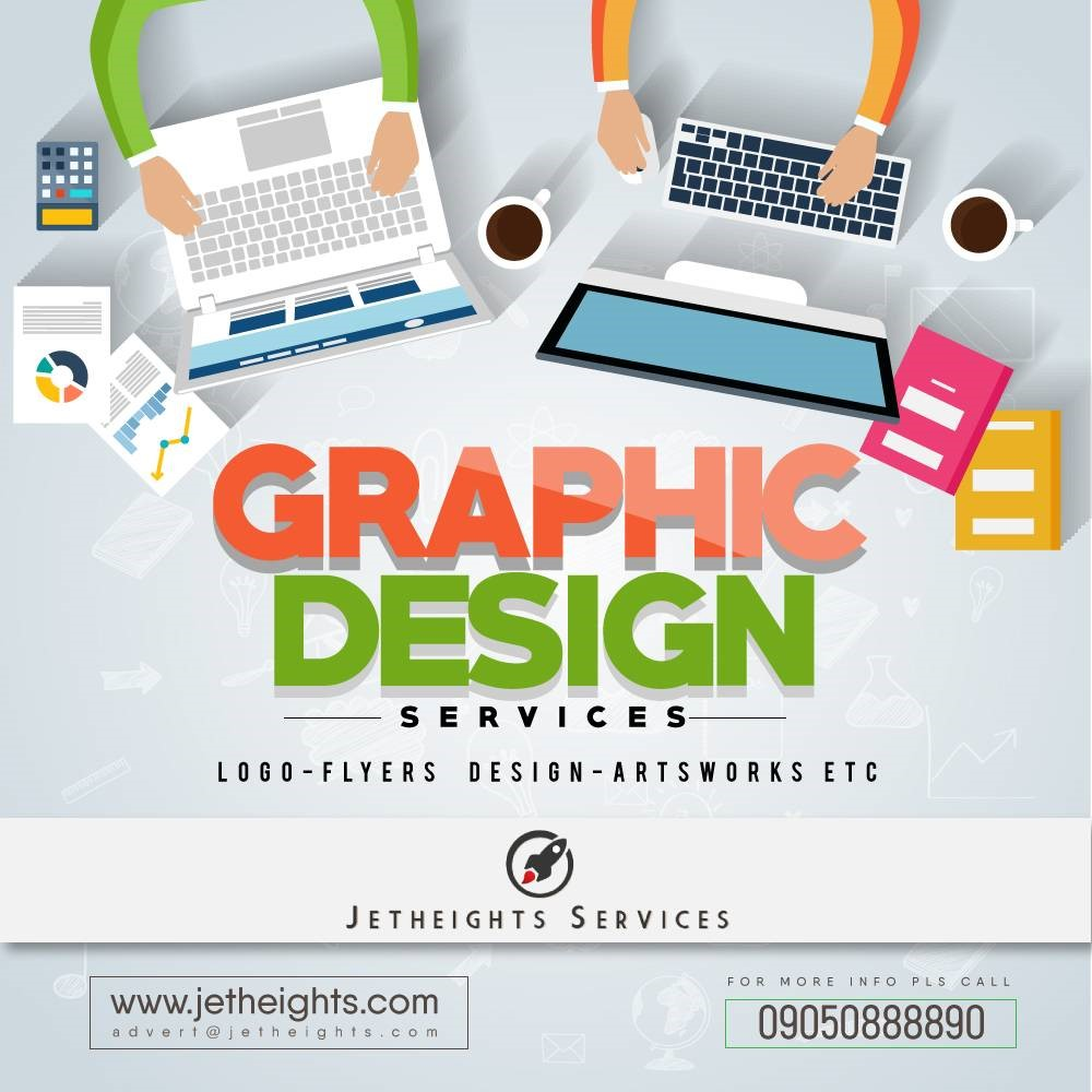 At Jetheights We Create The Best Of Graphic Designs Digital Agency Africa Web Design Nigeria Africa Uk