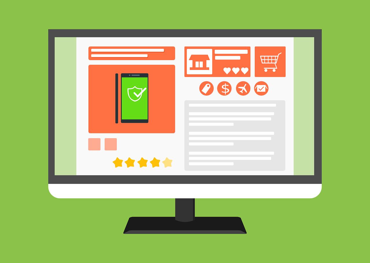 e-commerce, online shop, web